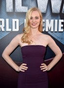 Deborah Ann Woll -              Marvel's 'Captain America: Civil War' Premiere Los Angeles April 12th 2016.