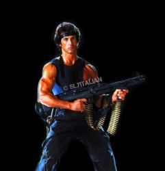 Рэмбо: Первая кровь 2 / Rambo: First Blood Part II (Сильвестр Сталлоне, 1985)  289622477600159