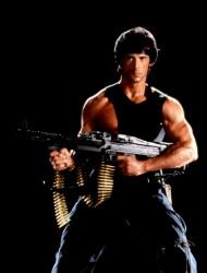 Рэмбо: Первая кровь 2 / Rambo: First Blood Part II (Сильвестр Сталлоне, 1985)  47c2d8477600140