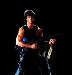 Рэмбо: Первая кровь 2 / Rambo: First Blood Part II (Сильвестр Сталлоне, 1985)  A53264477600124