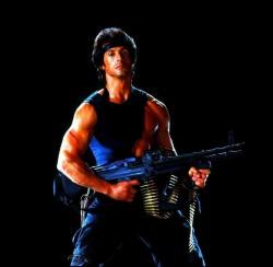 Рэмбо: Первая кровь 2 / Rambo: First Blood Part II (Сильвестр Сталлоне, 1985)  Aa046d477600102
