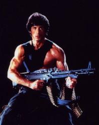 Рэмбо: Первая кровь 2 / Rambo: First Blood Part II (Сильвестр Сталлоне, 1985)  E65445477600146
