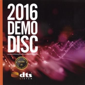 DTS Blu-ray Demo Disc Vol. 20 (2016) 1080p AVC DTS-HD MA 7.1