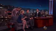 Emily VanCamp @ Jimmy Kimmel Live | April 13 2016