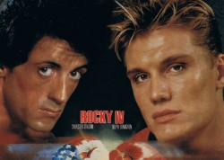 Рокки 4 / Rocky IV (Сильвестр Сталлоне, Дольф Лундгрен, 1985) 8b89a6477838500
