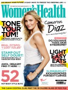 Cameron Diaz -               Women's Health Magazine (UK) May 2016 Jeff Lipsky Photos.
