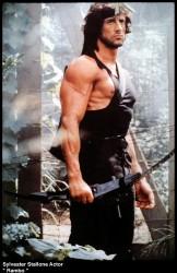 Рэмбо: Первая кровь 2 / Rambo: First Blood Part II (Сильвестр Сталлоне, 1985)  F2d1c2478107477