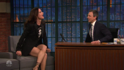 Juliette Lewis @ Late Night with Seth Meyers | April 14 2016