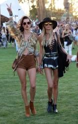 Alessandra Ambrosio - Coachella Music Festival Day 1 4/15/16
