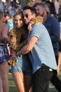Olivia Holt @ Coachella Valley Music & Arts Festival in Indio | April 15 | 23 pics