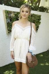 Olivia Holt - Levi's  Coachella Party 4/16/16