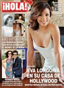 Eva Longoria -                    HOLA! Magazine Mexico April 2016.