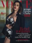 Emilia Clarke -              Vogue Australia May 2016