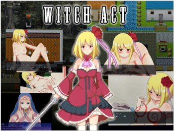 The harsh law of the witch - Fantasy, Blonde Hair Download PC