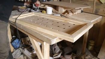 Как самому сделать мебель из дерева (2015) Видеокурс
