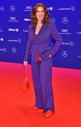 Katarina Witt -                Laureus World Sports Awards Berlin April 18th 2016.