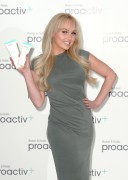 Jorgie Porter -              New face of Proactiv+ Launch London April 20th 2016.