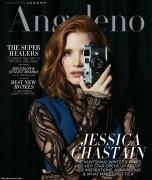 Jessica Chastain -          Angeleno magazine May 2016 (MQ).