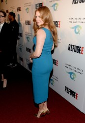 Amy Adams - Opening of REFUGEE Exhibit At Annenberg Space For Photography in Century City 4/21/16