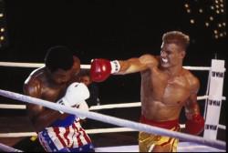 Рокки 4 / Rocky IV (Сильвестр Сталлоне, Дольф Лундгрен, 1985) 02b8bd479428953