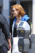 Jessica Chastain - Out in Hollywood 4/21/2016