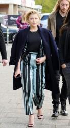 Chloe Grace Moretz - Out in Berlin 4/26/16