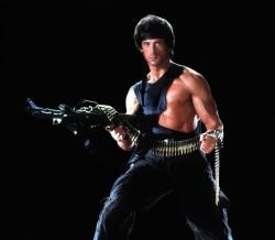 Рэмбо: Первая кровь 2 / Rambo: First Blood Part II (Сильвестр Сталлоне, 1985)  C07893480632397