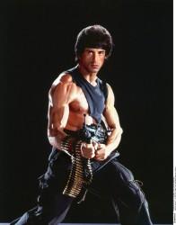 Рэмбо: Первая кровь 2 / Rambo: First Blood Part II (Сильвестр Сталлоне, 1985)  F13282480719945