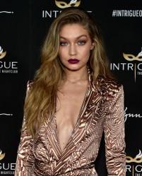 Gigi Hadid - Birthday Party a Intrigue Nightclub in Las Vegas 4/30/16