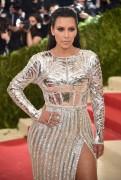 Kim Kardashian - 2016 Met Gala in NYC 5/2/16