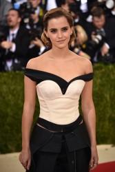 Emma Watson - 2016 Met Gala in NYC 5/2/16