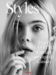 Elle Fanning -             L'Express Magazine May 2016.