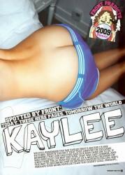 Kaylee First 3