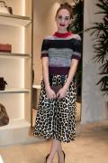 Alison Brie @ Bottega Veneta's Beverly Hills store opening