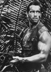 Хищник / Predator (Арнольд Шварценеггер / Arnold Schwarzenegger, 1987) 2b1c05482523020
