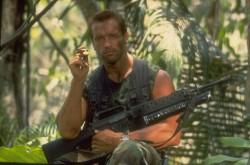 Хищник / Predator (Арнольд Шварценеггер / Arnold Schwarzenegger, 1987) 3f4f7f482523429