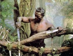Хищник / Predator (Арнольд Шварценеггер / Arnold Schwarzenegger, 1987) 444c84482524007