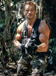 Хищник / Predator (Арнольд Шварценеггер / Arnold Schwarzenegger, 1987) 4f4f3a482523824
