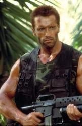Хищник / Predator (Арнольд Шварценеггер / Arnold Schwarzenegger, 1987) C1e48a482523405