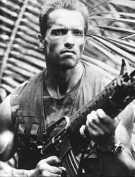 Хищник / Predator (Арнольд Шварценеггер / Arnold Schwarzenegger, 1987) C39180482522989