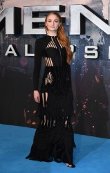 Sophie Turner - X-Men Apocalypse Fan Screening in London - May 9, 2016 *adds*