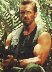 Хищник / Predator (Арнольд Шварценеггер / Arnold Schwarzenegger, 1987) D903b1482523318