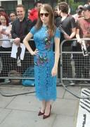 Anna Kendrick - Leaving BBC Studios in London 5/9/16
