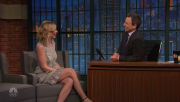 Beth Behrs @ Late Night with Seth Meyers | May 9 2016