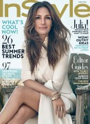 Julia Roberts -             InStyle Magazine June 2016.