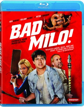 Bad Milo! (2013) Full Blu-Ray 26Gb AVC ITA ENG GER SPA FRE DTS-HD MA 5.1