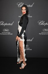Adriana Lima - Chopard Wild Party in Cannes 5/16/16