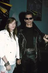 Терминатор 2 - Судный день / Terminator 2 Judgment Day (Арнольд Шварценеггер, Линда Хэмилтон, Эдвард Ферлонг, 1991) 43e739484231301