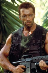Хищник / Predator (Арнольд Шварценеггер / Arnold Schwarzenegger, 1987) Bcf217484233674