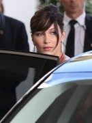 Bella Hadid - Leaving her hotel in Cannes 5/18/16